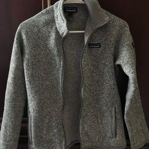Patagonia Zip-Up Fleece, NWOT